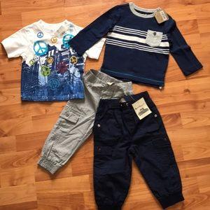 NWT Baby Boy Clothes